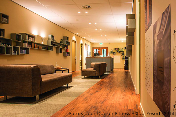 Caesar fitness + Spa Resort – Den Haag | 2014