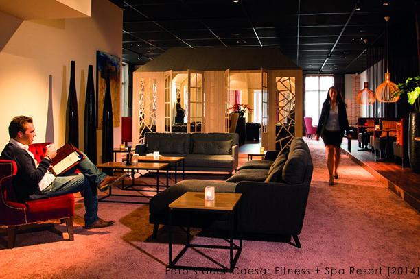 Caesar fitness + Spa Resort – Den Haag   2014